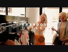 Nro 66 kilpailuun Create Hero banner Videos - Brandos outlet/sale message käyttäjältä andreavrivero
