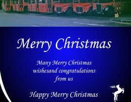 #27 untuk Graphic Design - Christmas Card oleh awaissulehri24