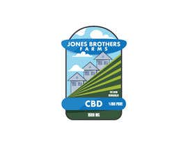 #145 cho Design a logo for Jones Brothers Farms bởi GhaithArt
