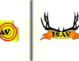nº 42 pour Logo Design for ISAV par trimators