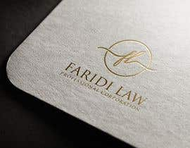 sultana10safa tarafından Law firm logo (sole practitioner) for, business cards, and letterhead için no 534