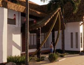 nº 6 pour 3D Visualization - Modern Japanese & Filipino Beach House par NStamal