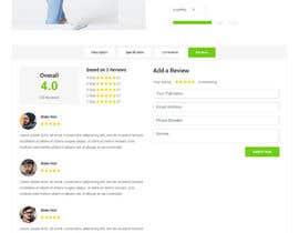 mdnomanparvej tarafından Re design my product page için no 25