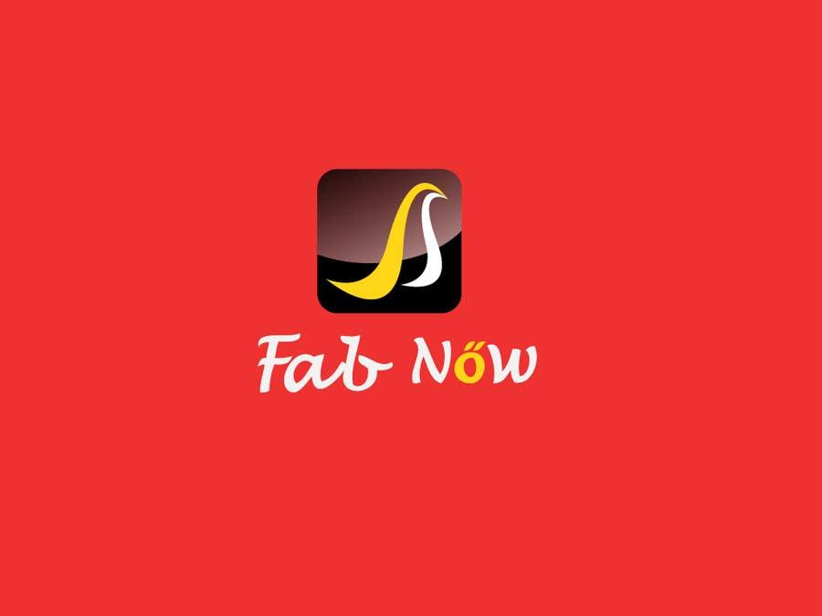 Konkurrenceindlæg #                                        55                                      for                                         Logo Design for Fab Now