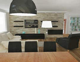 #42 for Interior design and layout sketches for new house by archiact