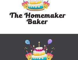 #93 untuk Logo design | The Homemaker Baker oleh AbLatif78