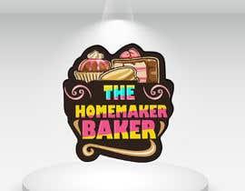 #95 untuk Logo design | The Homemaker Baker oleh mdhasanjamilnaim