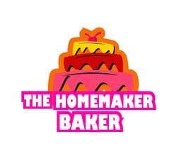 #114 untuk Logo design | The Homemaker Baker oleh mdhasanjamilnaim