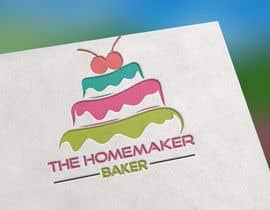 #108 untuk Logo design | The Homemaker Baker oleh foyselislam541