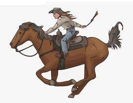 nº 45 pour Design three horse logo's par shaukat80