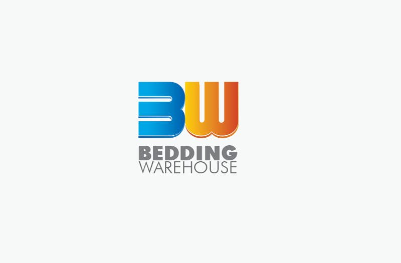 Kilpailutyö #                                        21                                      kilpailussa                                         Logo Design for Bedding Warehouse