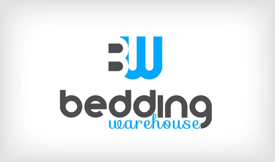 Kilpailutyö #                                        64                                      kilpailussa                                         Logo Design for Bedding Warehouse