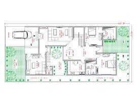 nº 32 pour Build me 2D Floor Plan for 2 Floor house! par hsnalihsn91