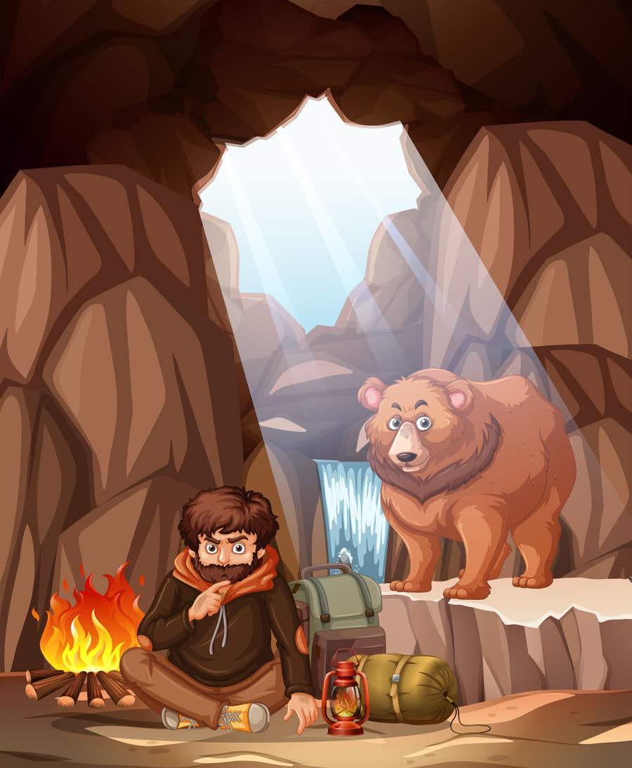 Kilpailutyö #                                        30                                      kilpailussa                                         The Brown Bear in the Ailwee Cave