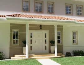 #44 para Design our house facade por RosaEjeZ