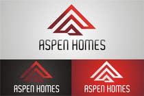 Bài tham dự #390 về Graphic Design cho cuộc thi Logo Design for Aspen Homes - Nationally Recognized New Home Builder,