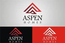 Bài tham dự #387 về Graphic Design cho cuộc thi Logo Design for Aspen Homes - Nationally Recognized New Home Builder,