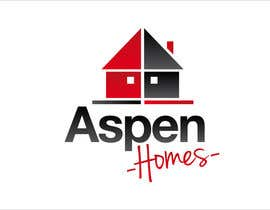 #434 pentru Logo Design for Aspen Homes - Nationally Recognized New Home Builder, de către Grupof5