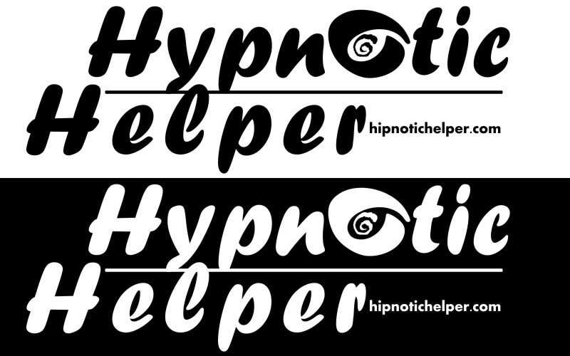 Kilpailutyö #34 kilpailussa Logo Design for Hypnotic Helper.com