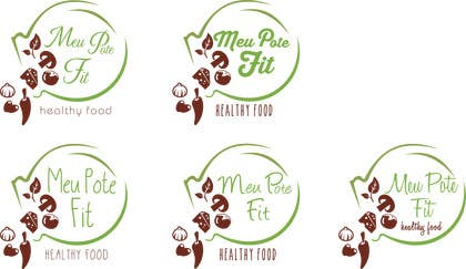 brendamx tarafından Design a Logo for new restaurant of healthy food için no 42