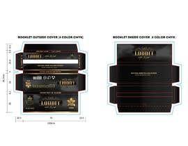 #33 untuk Design for rolling paper brand oleh dewyu