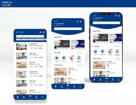 #20 for i need a UI (Image format) for mobile app homepage - Adobe XD by nikengeminius