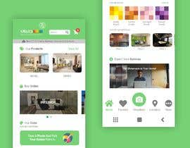 #25 for i need a UI (Image format) for mobile app homepage - Adobe XD by projectzenic