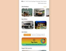 #12 for i need a UI (Image format) for mobile app homepage - Adobe XD by Rubayetsakib