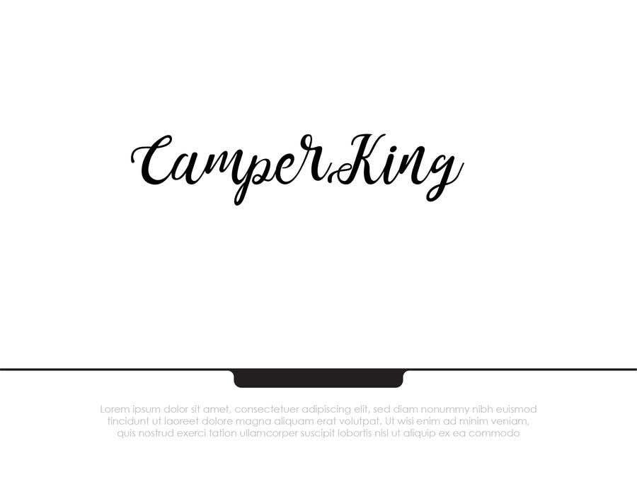 Konkurrenceindlæg #                                        197                                      for                                         Camper King Merchandise