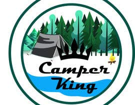#187 for Camper King Merchandise af carlosgirano