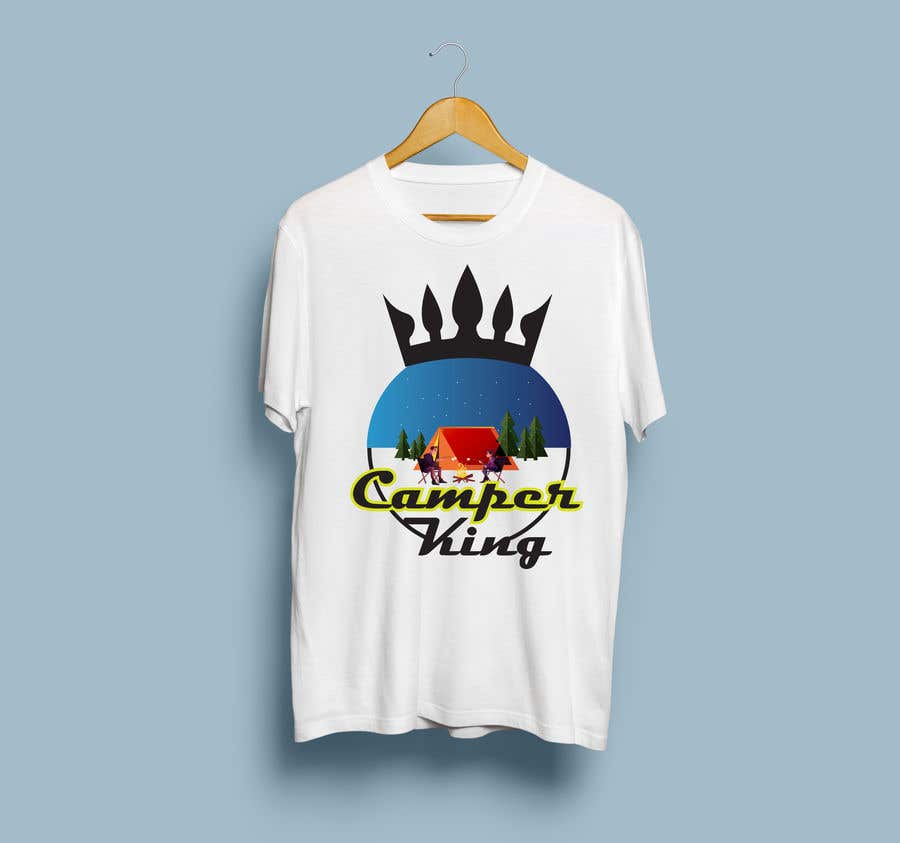 Konkurrenceindlæg #                                        39                                      for                                         Camper King Merchandise