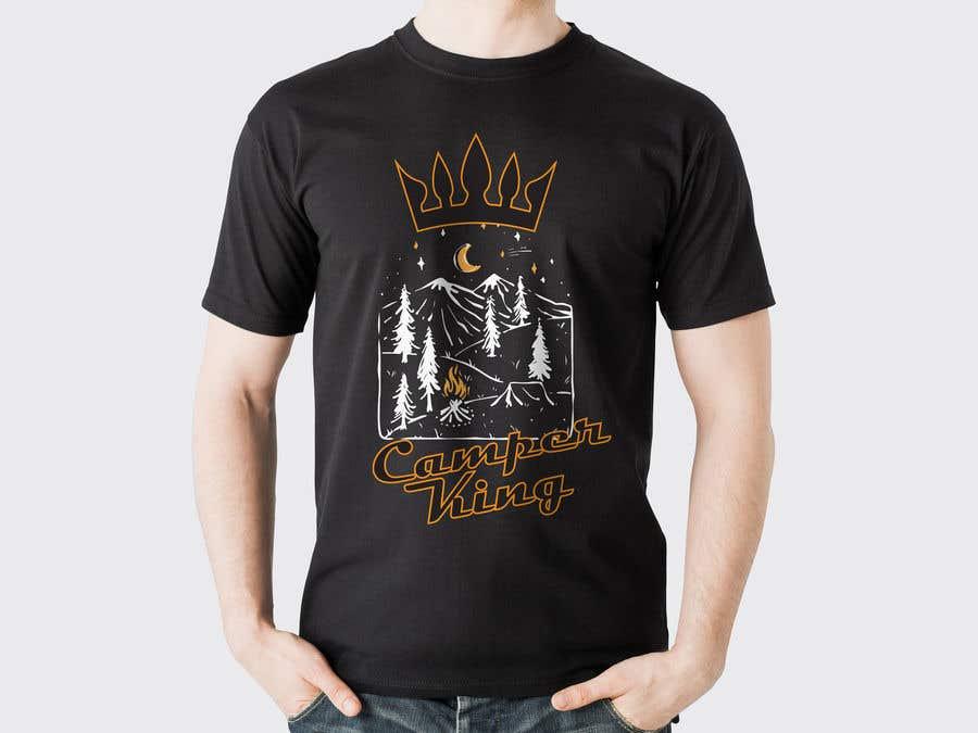 Konkurrenceindlæg #                                        43                                      for                                         Camper King Merchandise