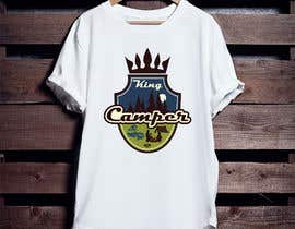 #19 for Camper King Merchandise af Mehedi6Hasan