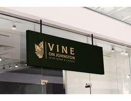 #178 สำหรับ Wine bar branding for singage, logo, menu creatives and general aethetic for store. โดย Tovarkov