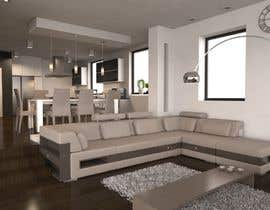nº 7 pour 3d Design- Interior Design home ideas par lebzanacer