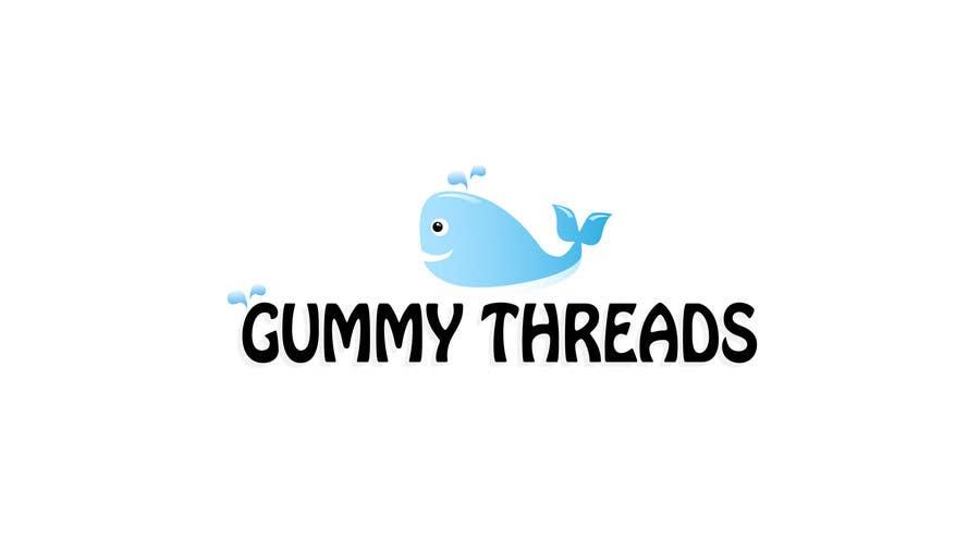 Inscrição nº 52 do Concurso para Logo Design for 'GUMMY THREADS'