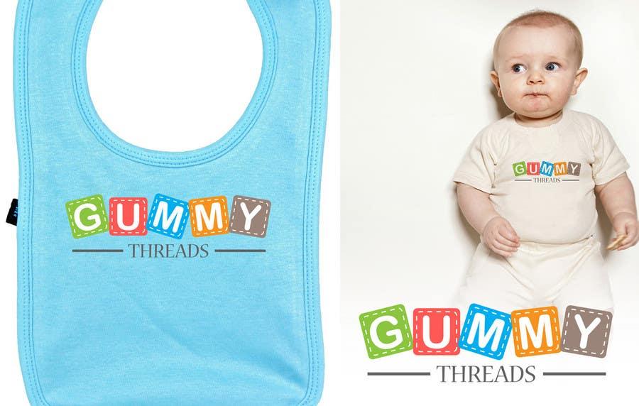 Contest Entry #36 for Logo Design for 'GUMMY THREADS'