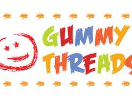 #12 para Logo Design for 'GUMMY THREADS' por GreenworksInc
