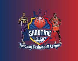 #81 cho Fantasy Basketball League Logo bởi cr33p2pher