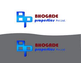 #24 for Logo Design for Bhogade Properties Pvt. Ltd. by shifatuddin21