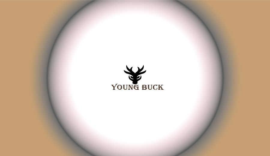 Contest Entry #                                        14                                      for                                         Buck antler logo design