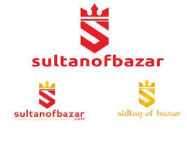 #129 for Create a logo for sultanofbazaar.com af NahidHassan9