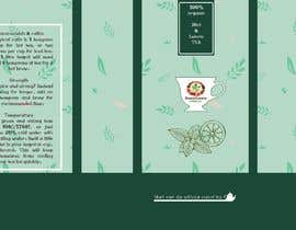 #16 for Create a bag design for cut and sifted herbal tea pouch by nedimia
