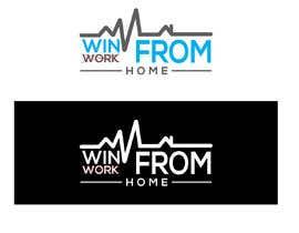 #161 untuk Logo for Win From Home oleh NASIMABEGOM673
