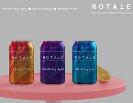 #27 untuk CBD Beverage Labels - Three Flavors oleh moeedshaikh1