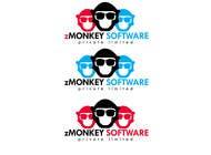 Bài tham dự #19 về Graphic Design cho cuộc thi Logo Design for zMonkeys
