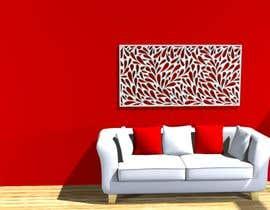 #54 para Design laser cut metall wall art panel por gayatry