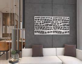 #37 para Design laser cut metall wall art panel por kaushikankur50