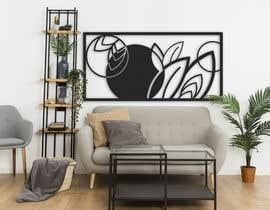 #26 para Design laser cut metall wall art panel por pergeo