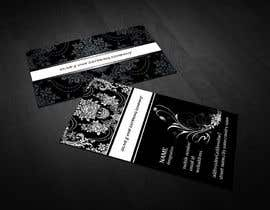 nº 14 pour Business Card Design for Catering Company par marvellogo